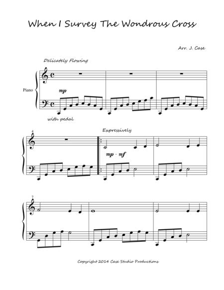 Beautiful Simplicity Series - Hymns set 1