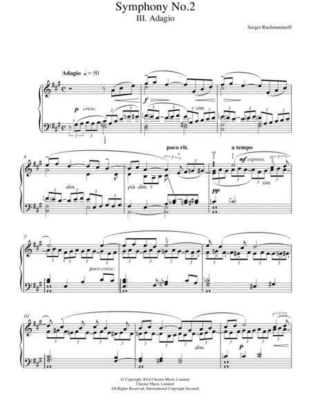 Symphony No.2 - 3rd Movement