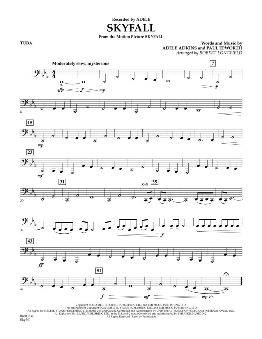 Skyfall - Tuba