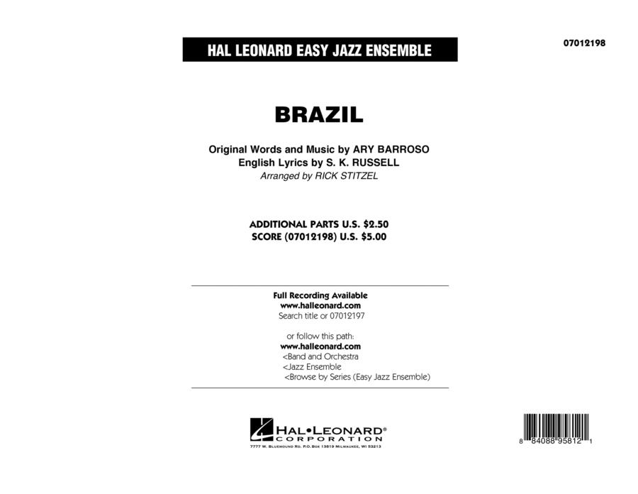 Brazil - Conductor Score (Full Score)