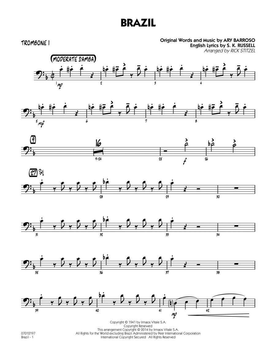 Brazil - Trombone 1
