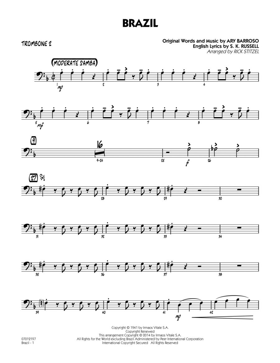 Brazil - Trombone 2