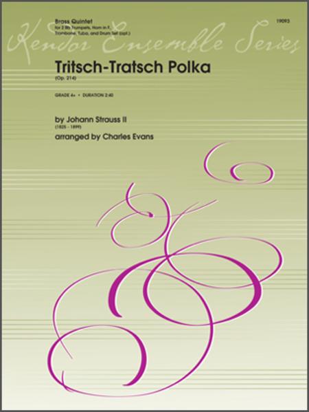 Tritsch-Tratsch Polka (Op. 214)