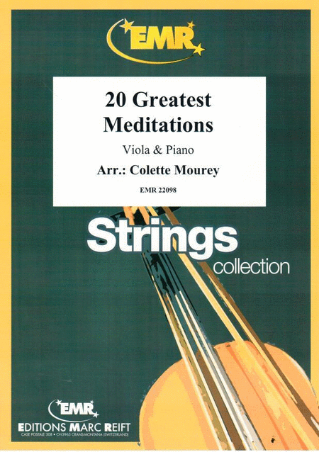 20 Greatest Meditations