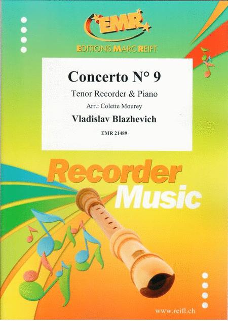 Concerto No. 9