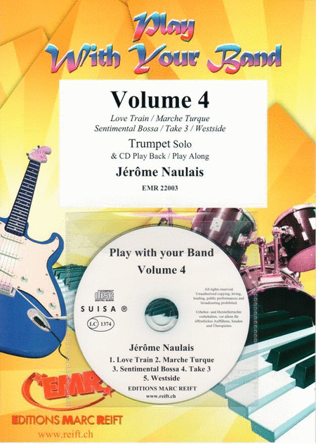 Play With Your Band Vol. 4