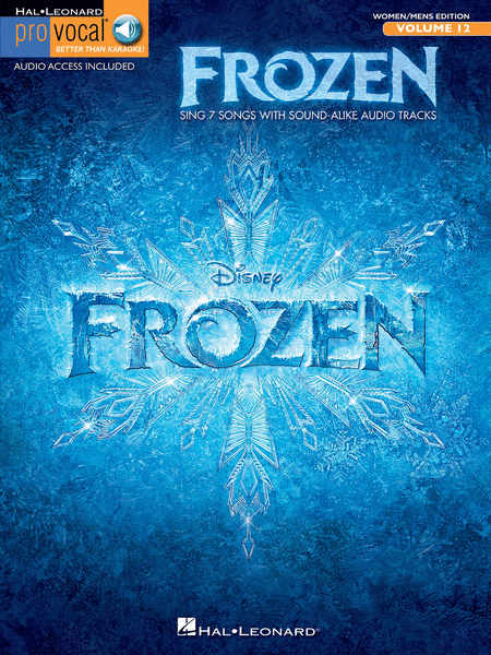 Frozen - Vocal Play Along