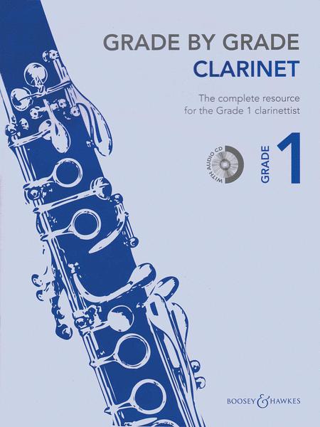 Grade by Grade - Clarinet (Grade 1)
