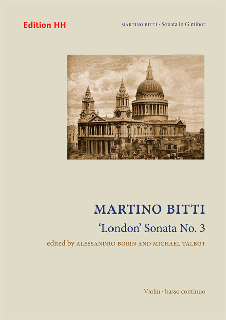 London Sonata No. 3