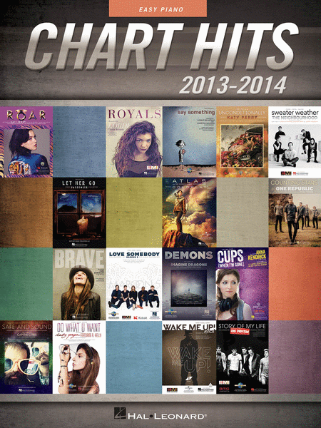 Chart Hits of 2013-2014
