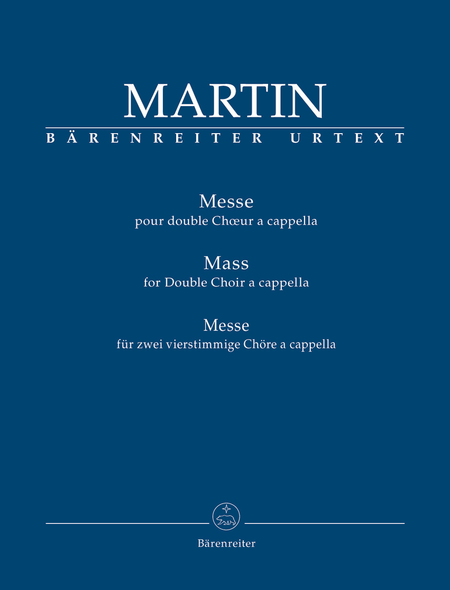Mass for Double Choir a cappella