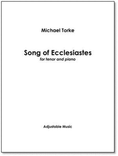 Song of Ecclesiates