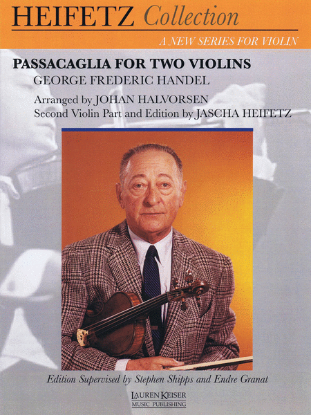 Passacaglia for Two Violins
