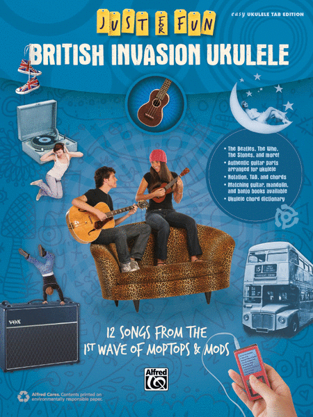 Just for Fun -- British Invasion Ukulele