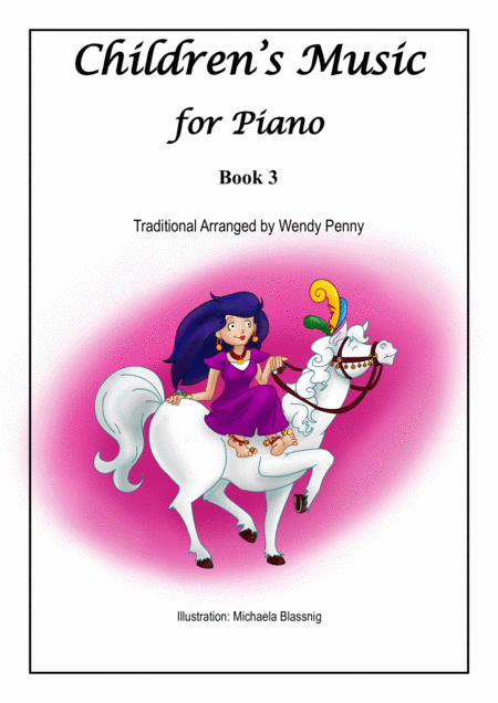 Nursery Rhymes for Piano Book 3
