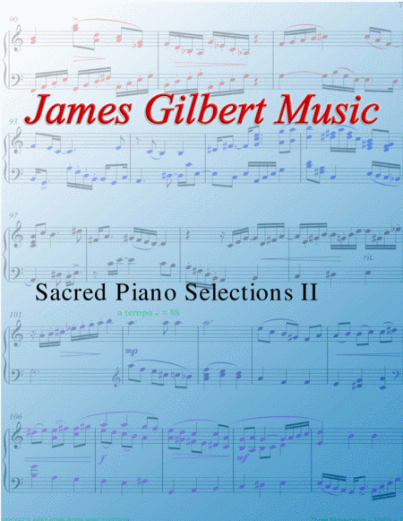 Moment By Moment: Sacred Piano selections