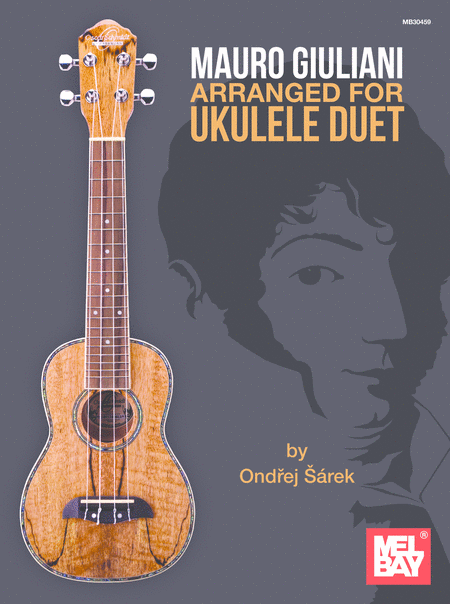 Mauro Giuliani arranged for Ukulele Duet by Ondrej Sarek