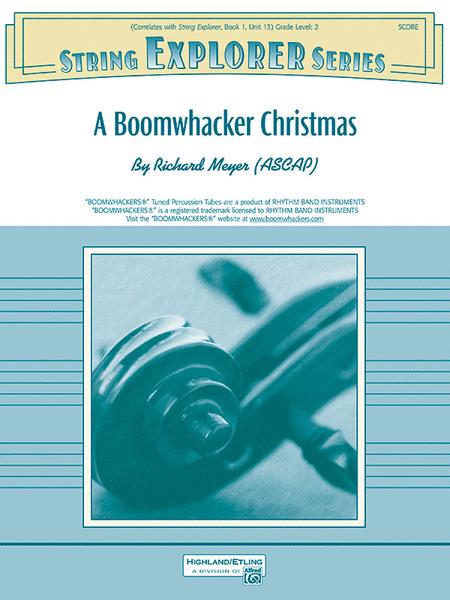 A Boomwhacker Christmas