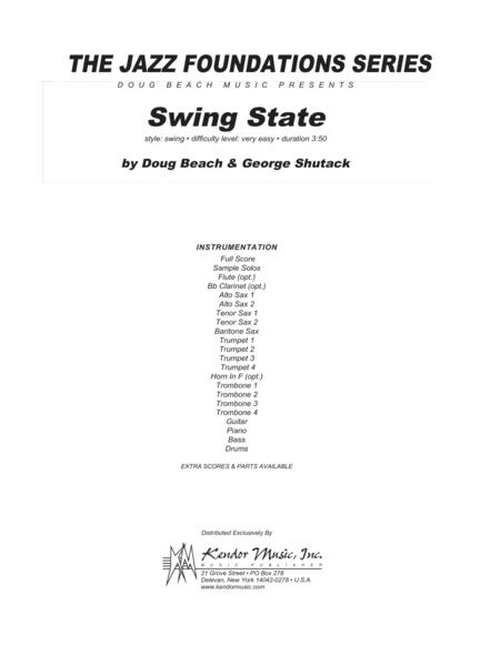 Swing State - Full Score