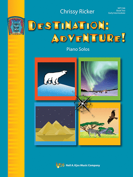 Destination: Adventure! Book Two