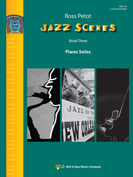 Jazz Scenes Book Three