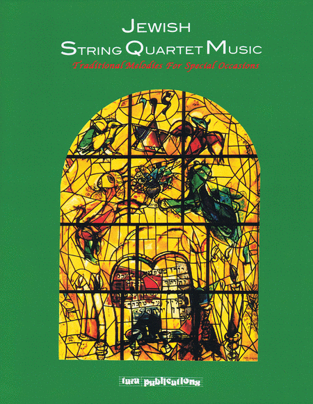 Jewish String Quartet Music