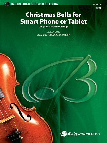 Christmas Bells for Smart Phone or Tablet