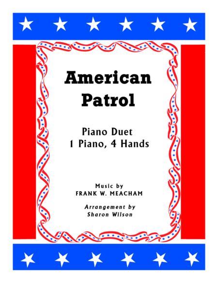 American Patrol (1 Piano, 4-Hands)