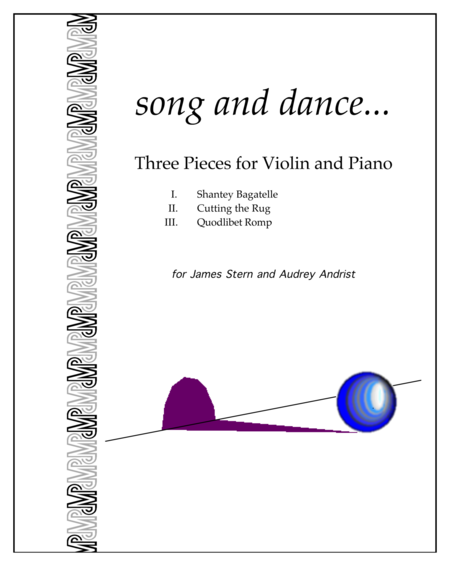 Song and Dance (score and part)