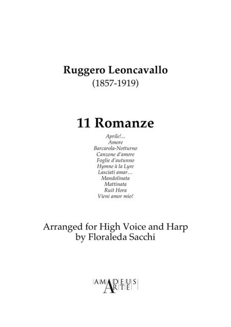 11 Romanze
