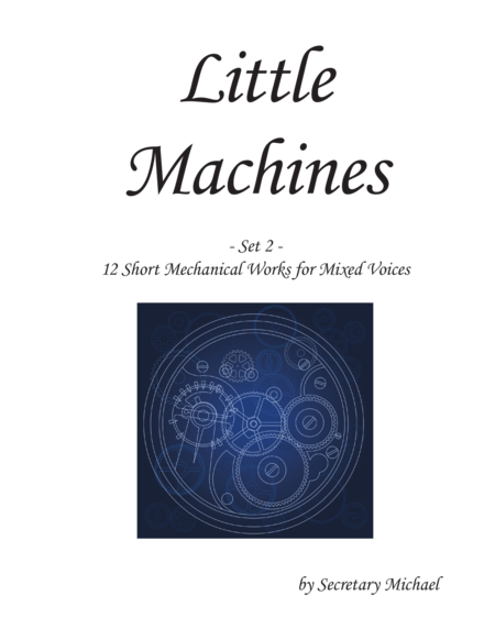 Little Machines - Set 2