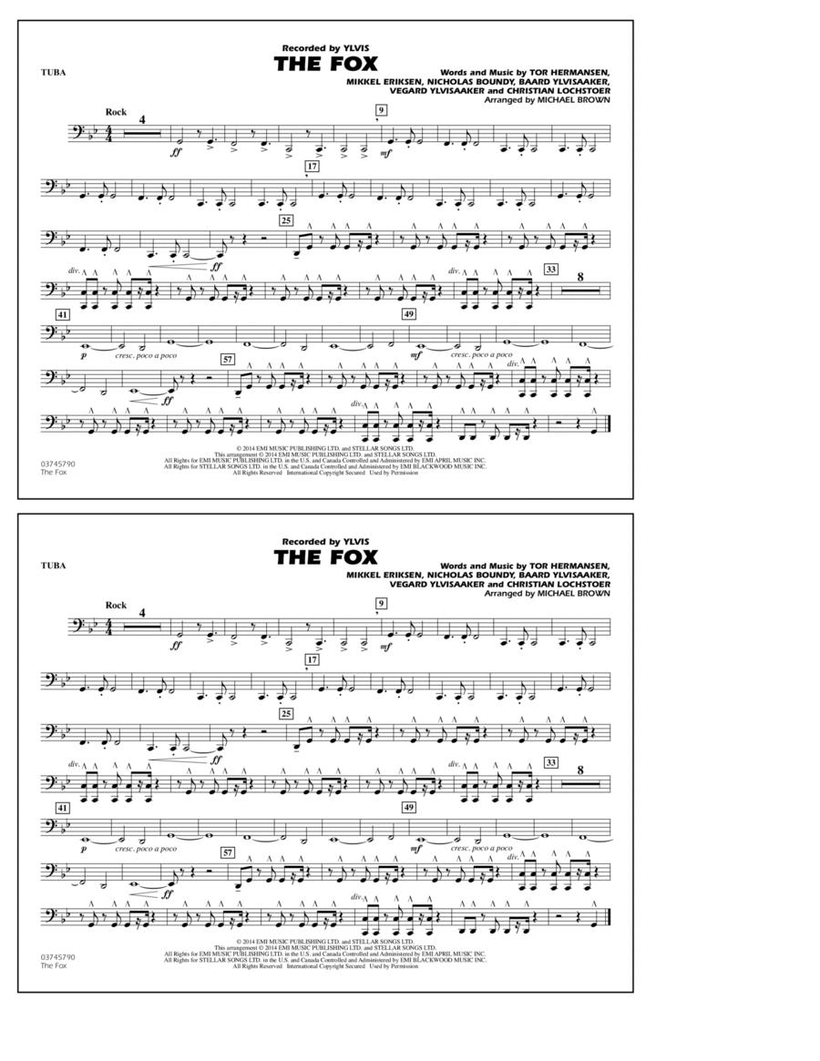 The Fox - Tuba