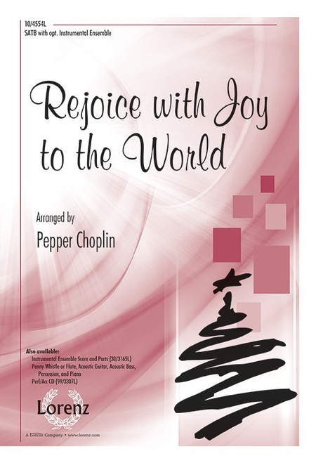 Rejoice with Joy to the World