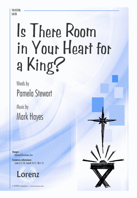 Is There Room in Your Heart for a King?