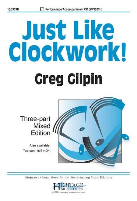 Just Like Clockwork!