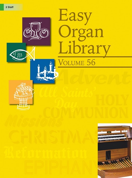 Easy Organ Library, Vol. 56
