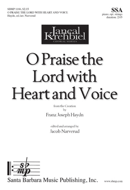O Praise the Lord with Heart and Voice