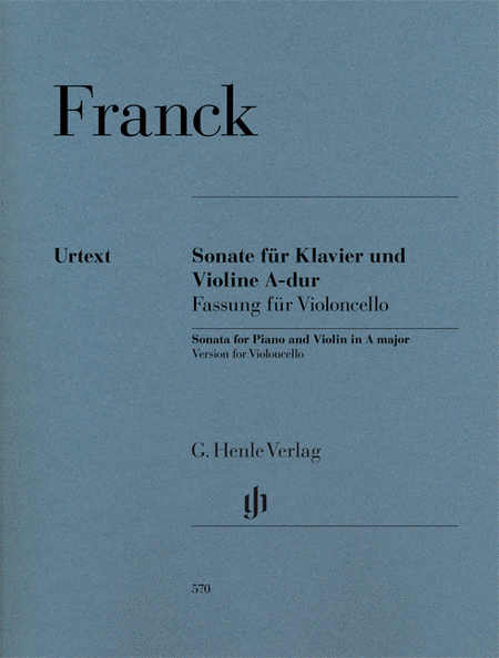 Violin Sonata A Major