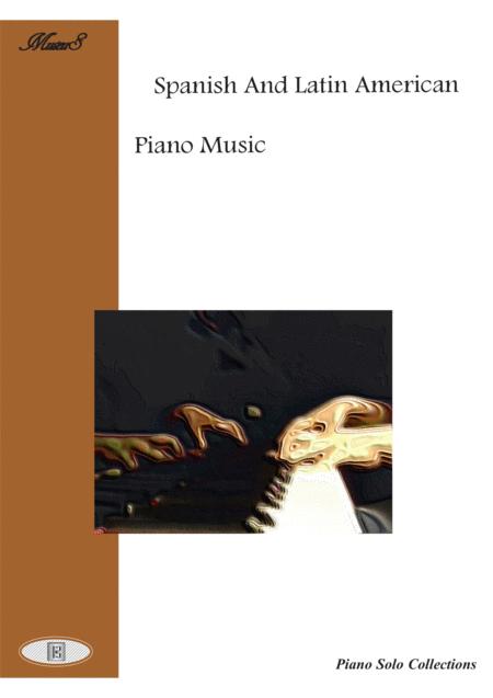Spanish And Latin American Piano Music