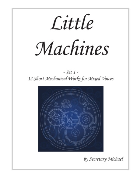 Little Machines - Set 1