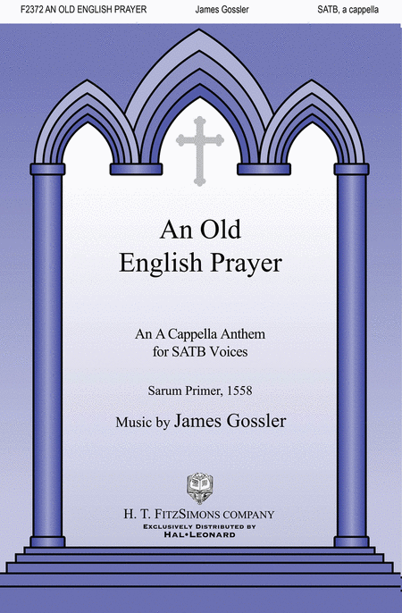An Old English Prayer