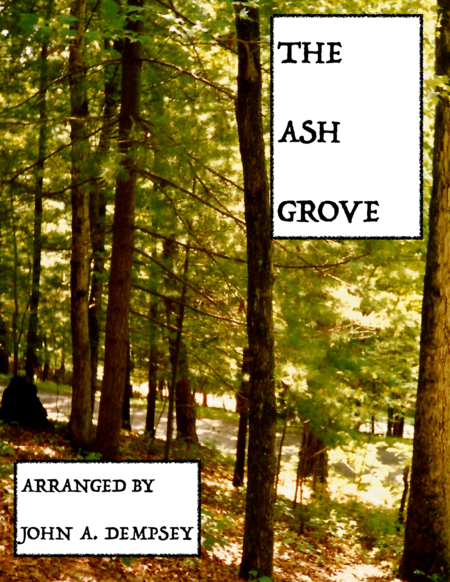 The Ash Grove (Celtic Piano)