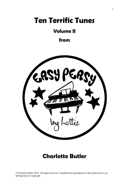 Ten Terrific Tunes: Volume II