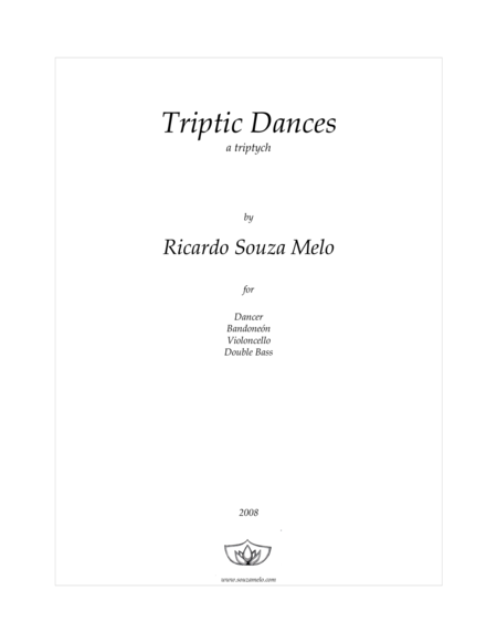 Triptic Dances