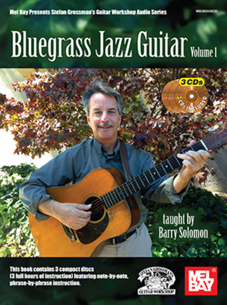 Bluegrass Jazz Guitar Volume 1