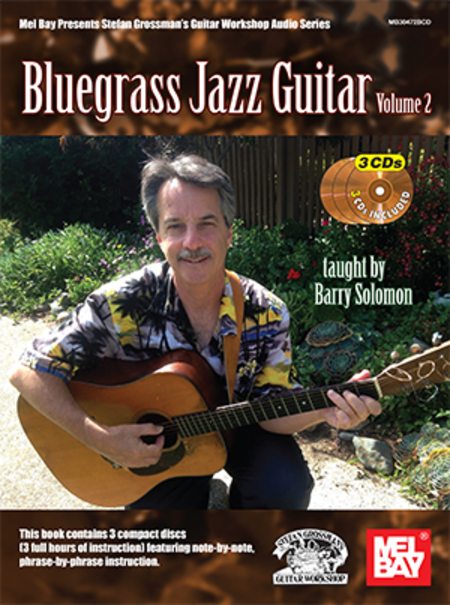 Bluegrass Jazz Guitar Volume 2