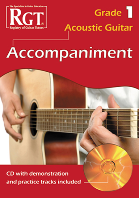 RGT - Acoustic Guitar Accompaniment Grade 1