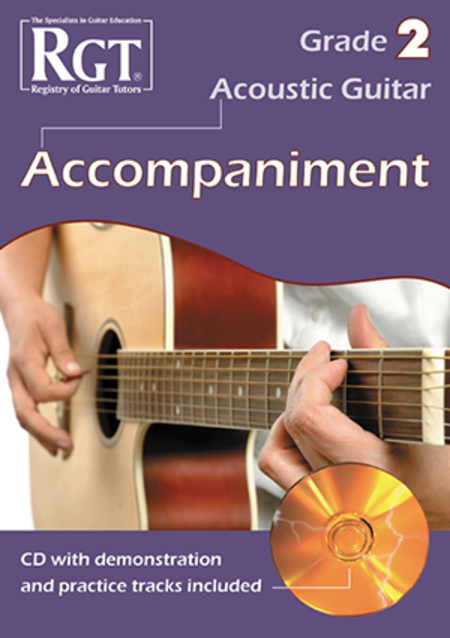 RGT - Acoustic Guitar Accompaniment Grade 2