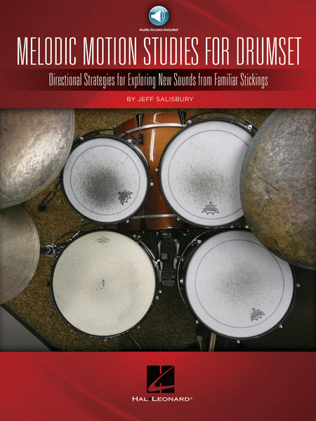 Melodic Motion Studies for Drumset