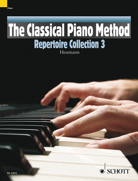 The Classical Piano Method - Repertoire Collection 3